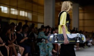 J. Lindeberg Marks New Direction Debuting Skate-Inspired Apparel, Chunky Sneakers, & More
