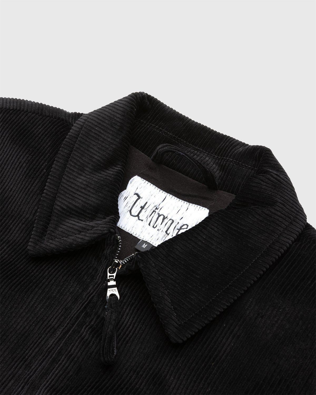 Winnie New York - Corduroy Hunting Jacket Black - Image 3