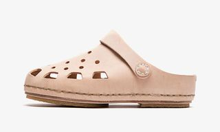 Elevate Your Crocs Game This Spring With Hender Scheme's $700+ Premium Leather Versions