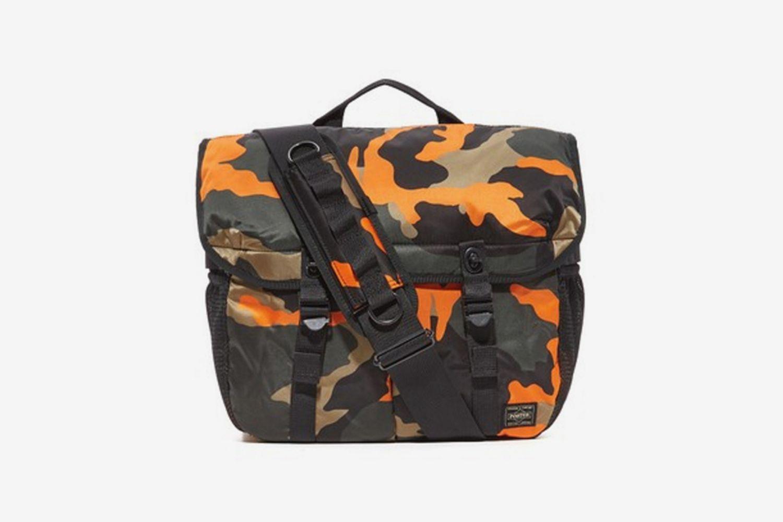 PS Camo Shoulder Bag