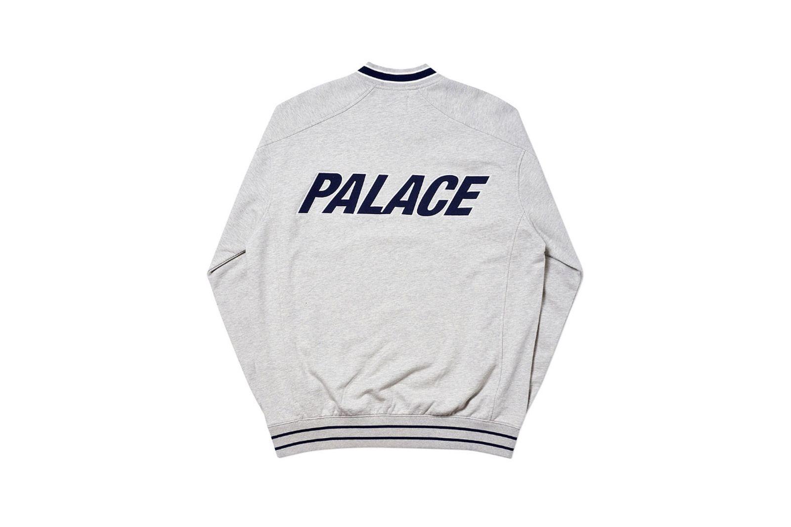 Palace 2019 Autumn crew optimo grey back2061 1
