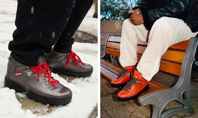 Timberland X Supreme World Hiker Front Country Boot: How To Buy