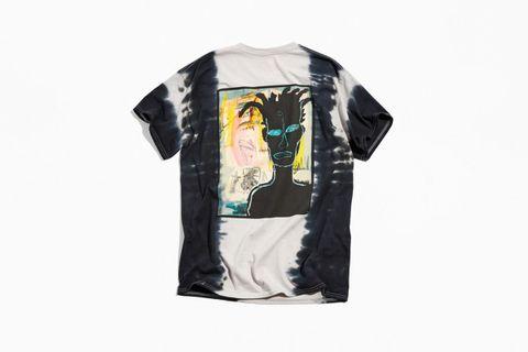 Basquiat Tie-Dye Tee