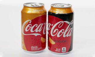 Orange Vanilla Is Coke's First New Flavor In More Than 10 Years