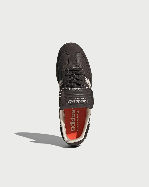 Adidas x Wales Bonner - Samba Black - Image 4