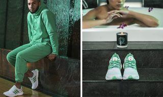 "Concepts & adidas's ""Shiatsu"" Energy Boost Is a Nod to Boston's Massage Parlours"