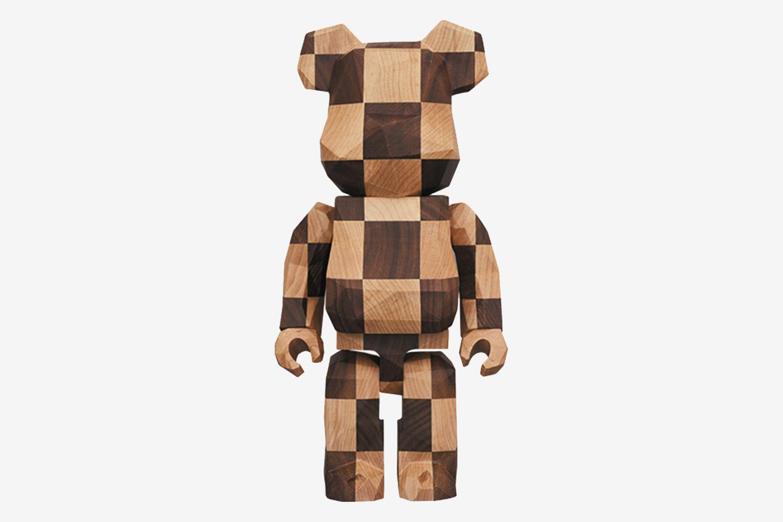 400% Polygon Chess 400% Wood