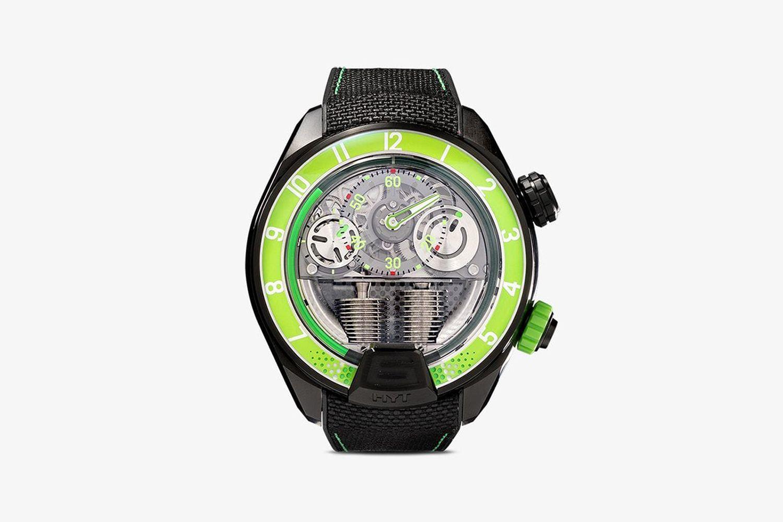 H4 Titanium Watch