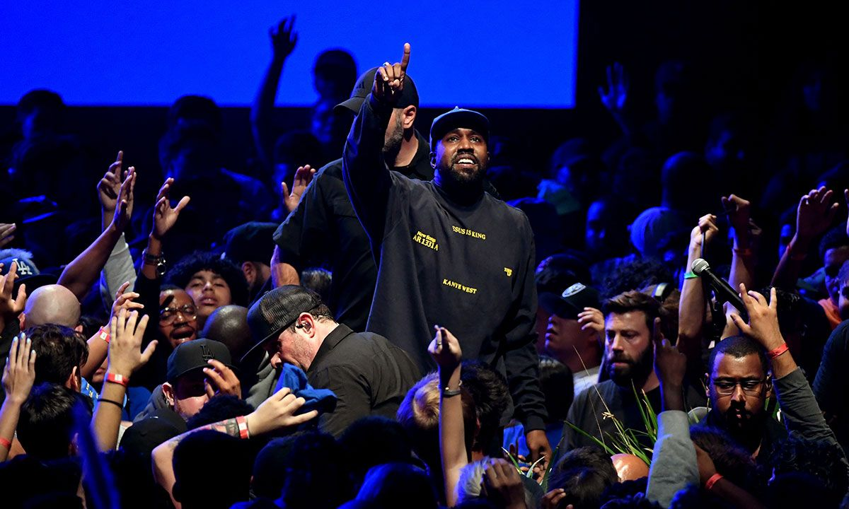 Kanye West NBA All-Star Weekend Sunday Service: What Went Down