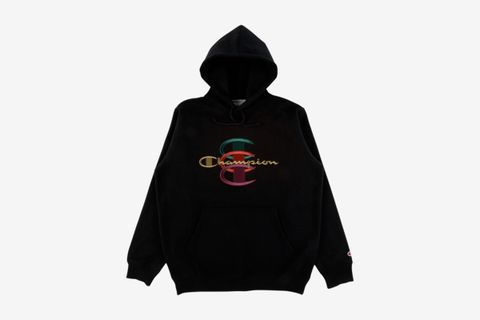 Stacked C Hoodie
