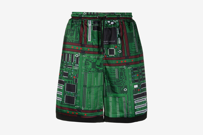 Motherboard Basketball Shorts