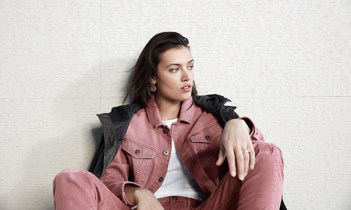 G Star RAW Launches New Sustainable Denim Collection: See More
