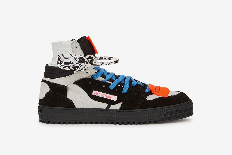 Off-Court Hi-Top Sneakers