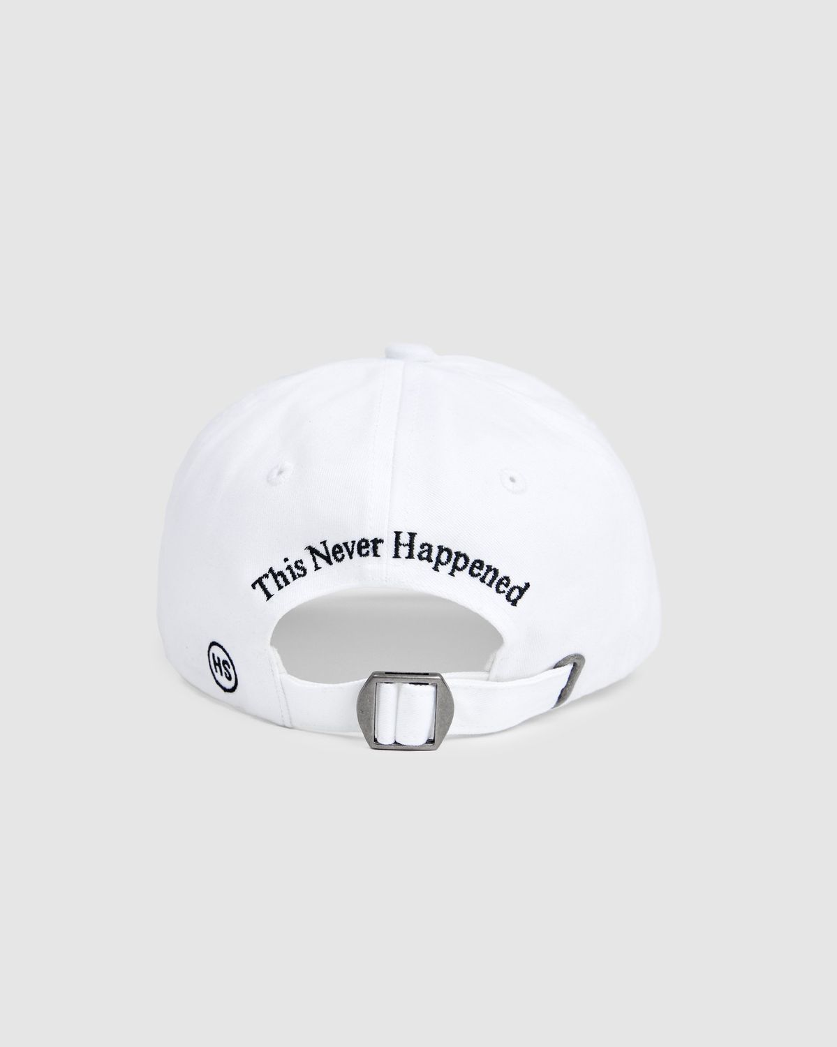 This Never Happened - 2020 Cap White - Image 2