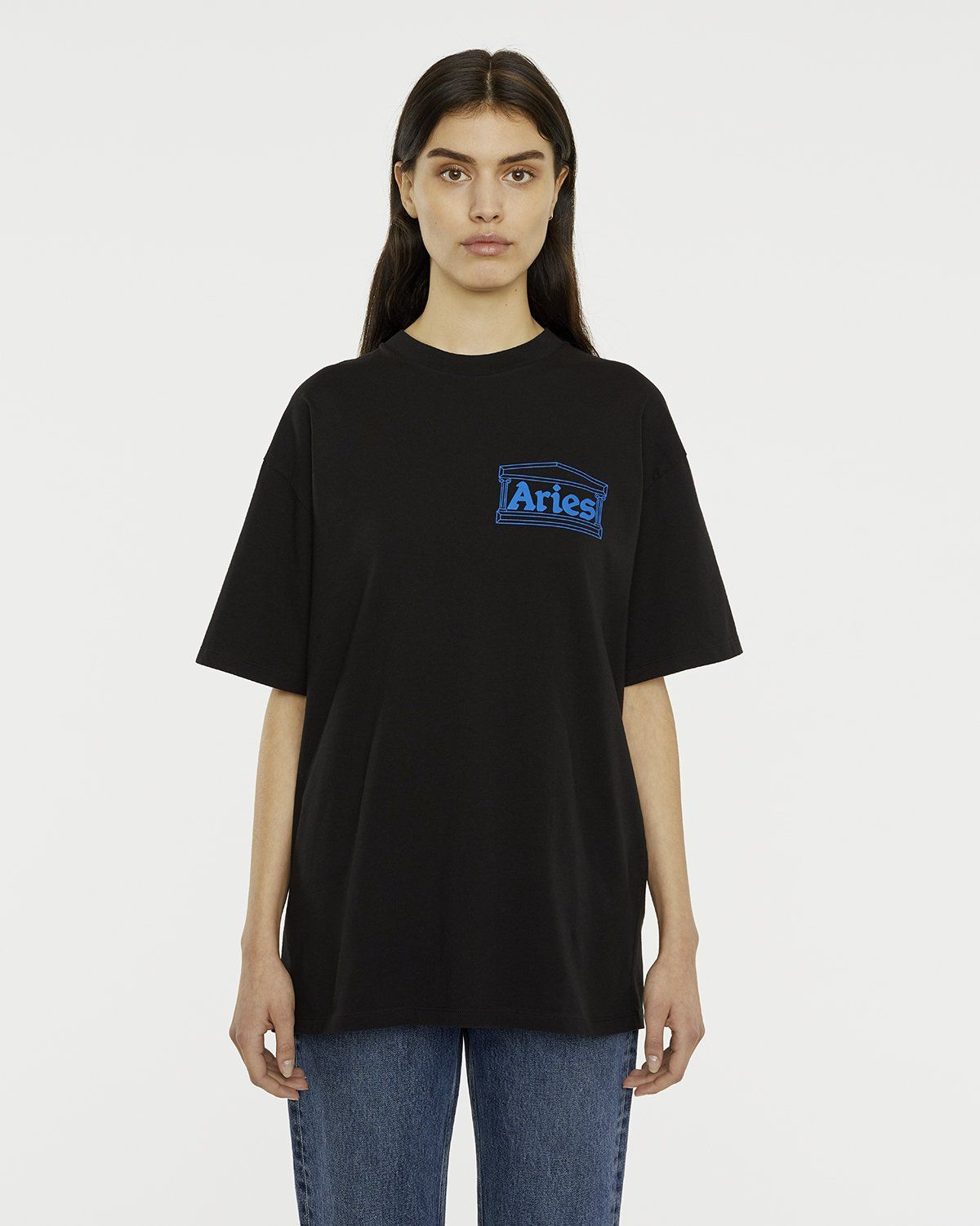 Aries - Temple Tee Black - Image 4