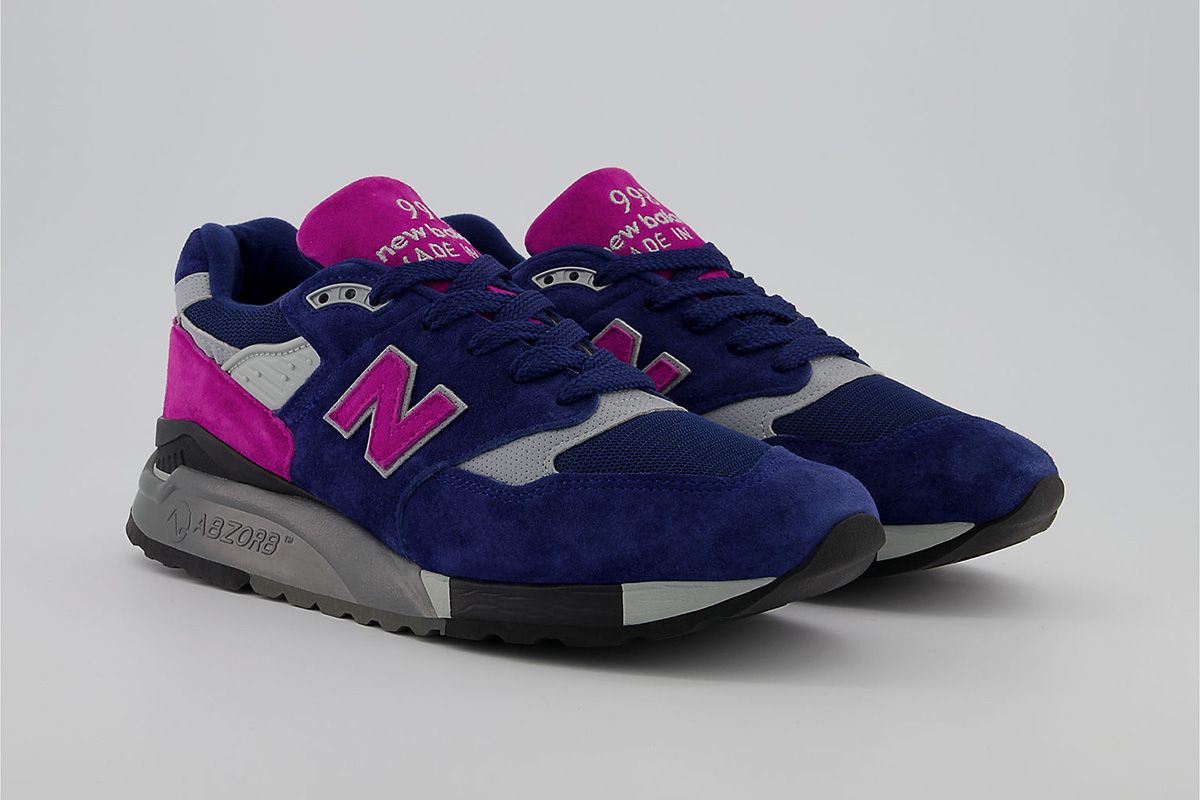 Each Pair of MADE Responsibly New Balance 998 Is One-of-a-Kind 11