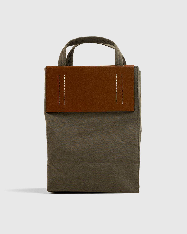 Acne Studios – Mini Tote Bag Brown - Image 2