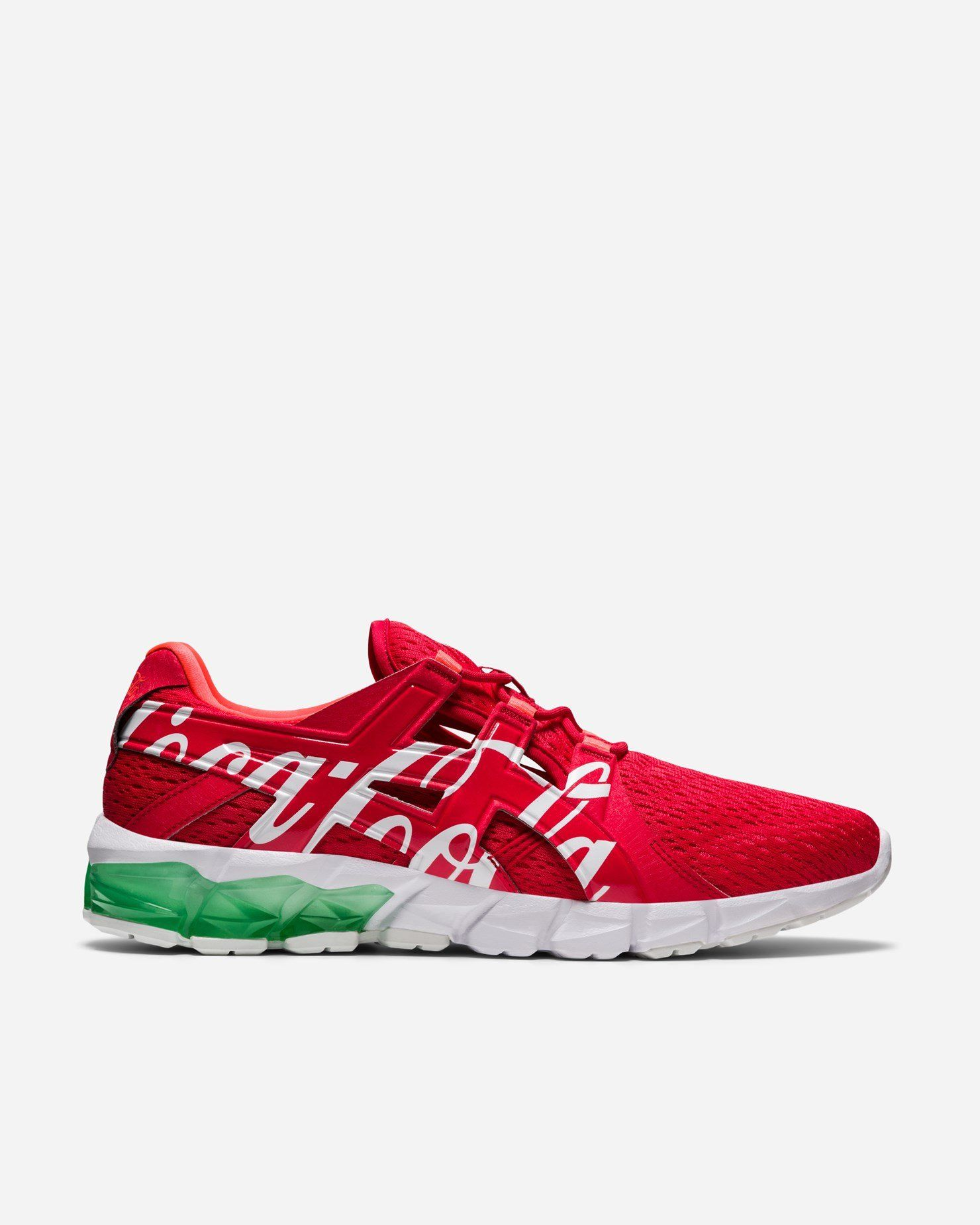 ASICS x Coca-Cola Proves Sneakers Are the New Billboards 3
