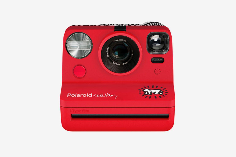 Keith Haring Polaroid Now 2021