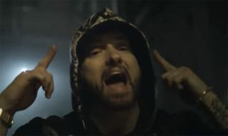 "Symbiotes Run Wild in Eminem's New Video for ""Venom"""
