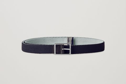 Two-Tone Reversible Belt