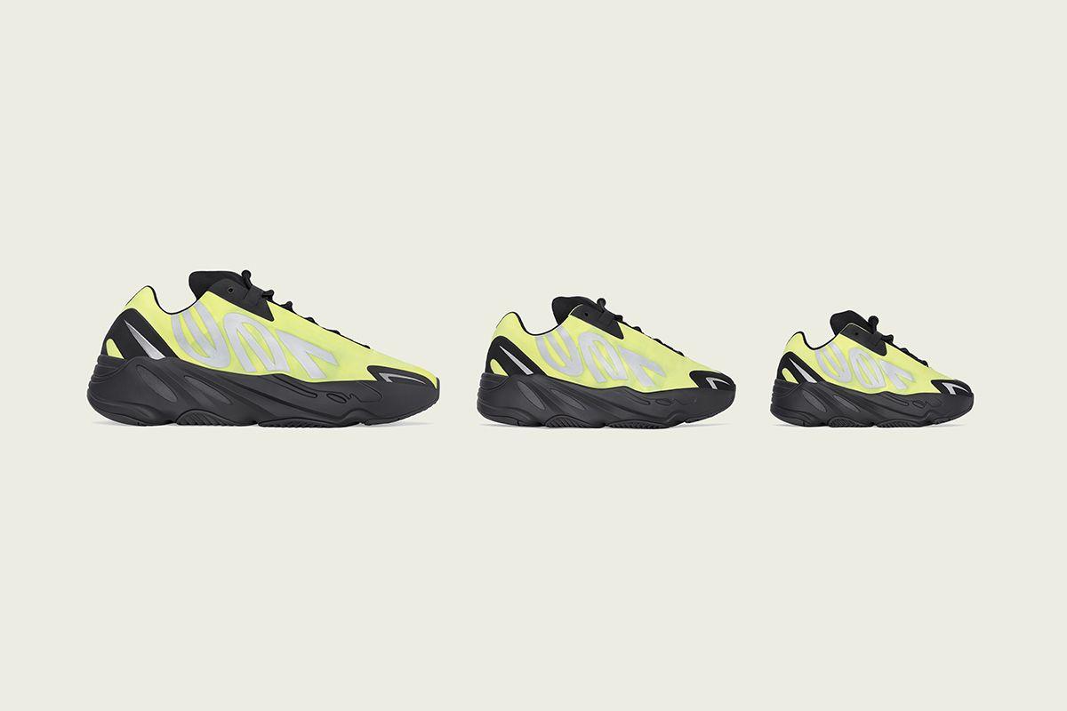"adidas YEEZY Boost 700 MNVN ""Phosphor"""