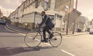 "Levi's Commuter's ""The Ride"" featuring James Massiah"