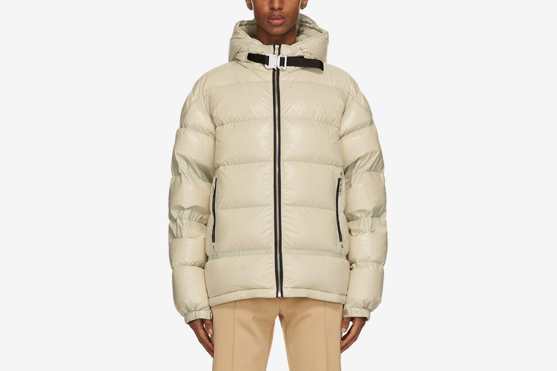 Down Almond Jacket