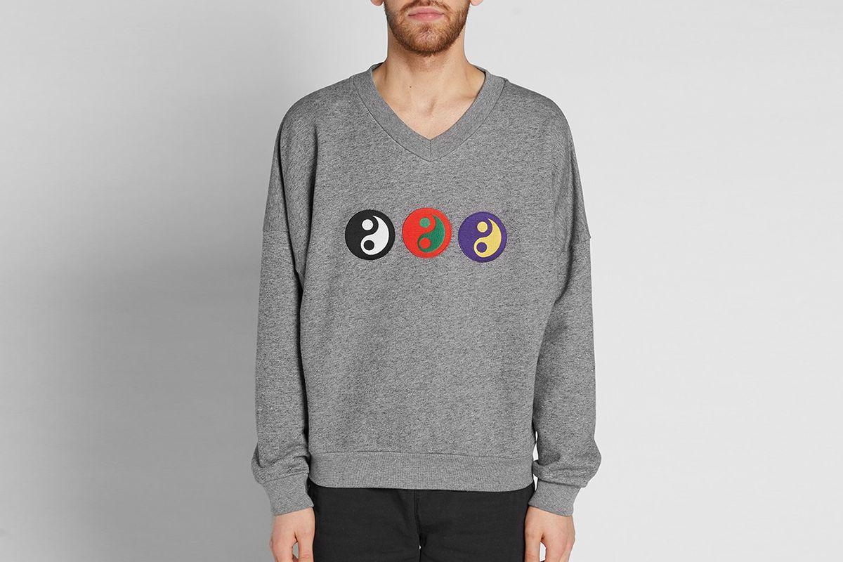 Yin-Yang Sweater