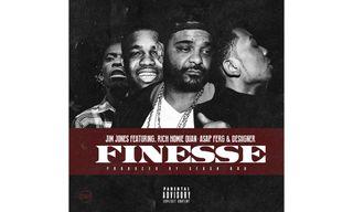 "Jim Jones, Rich Homie Quan, A$AP Ferg & Desiigner ""Finesse"" the Beat on a Fresh Track"