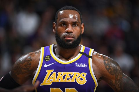 LeBron James sued over 'More Than An Athlete' slogan