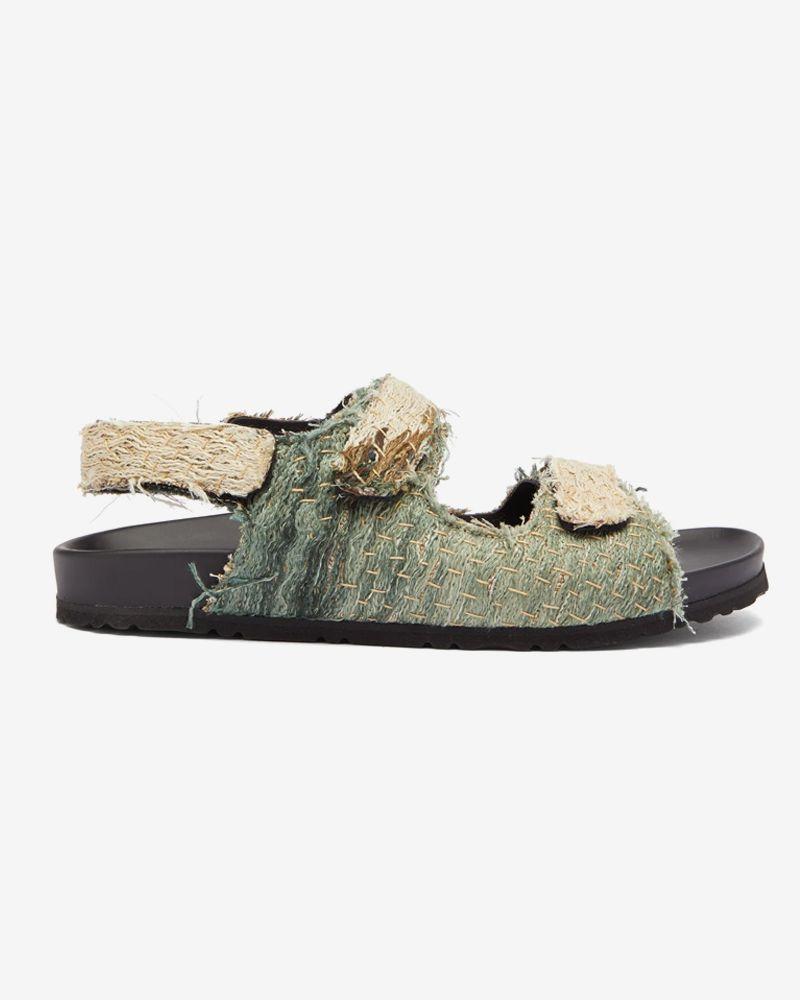 How Sandal Is Too Sandal? Our Editors Debate the Season's Dad-iest Sandals 43