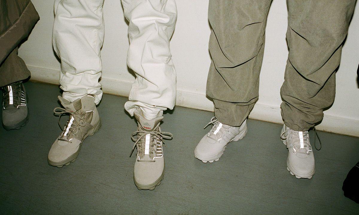 032c adidas Originals GSG9.2 Tactical Boot Fw19 | HYPEBEAST
