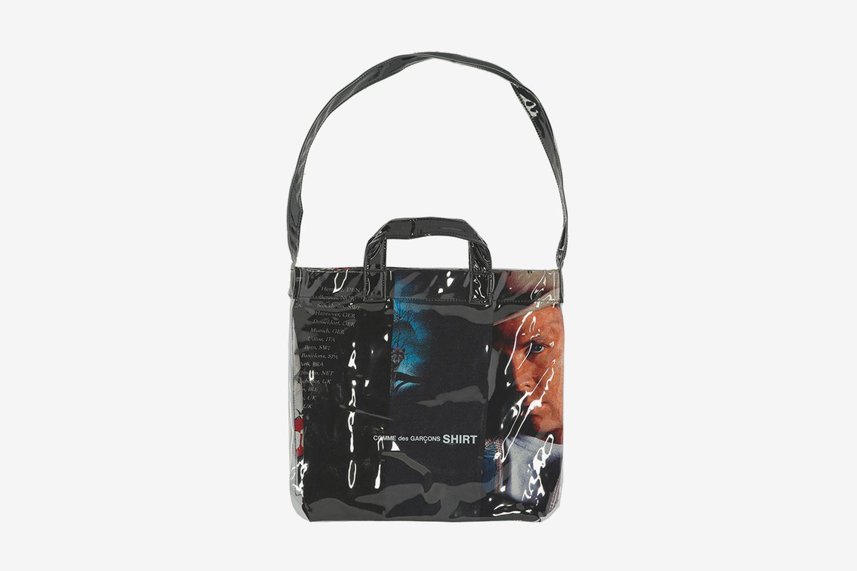 PVC Messenger Bag Multi 6