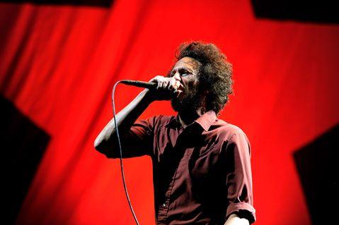 protest trump songs Bob Dylan YG arcade fire