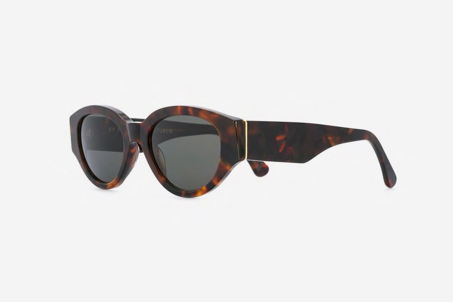 Drew Mama Oval Sunglasses