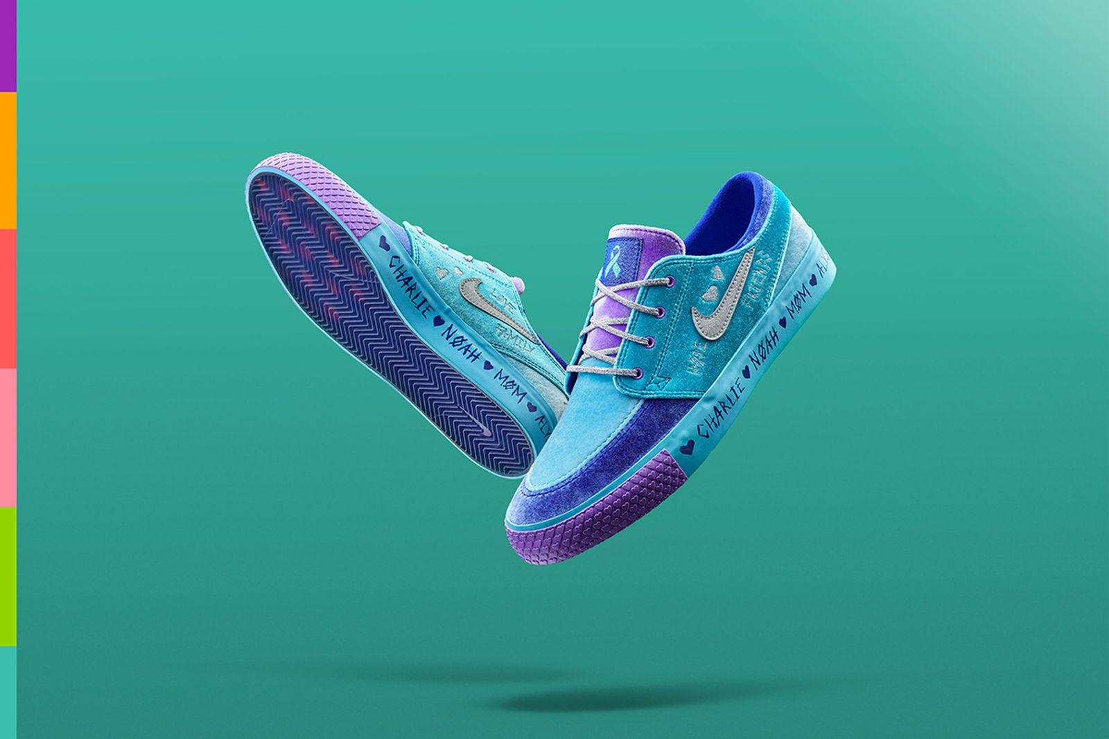 Nike Doernbecher Freestyle 2019 Zoom Janoski