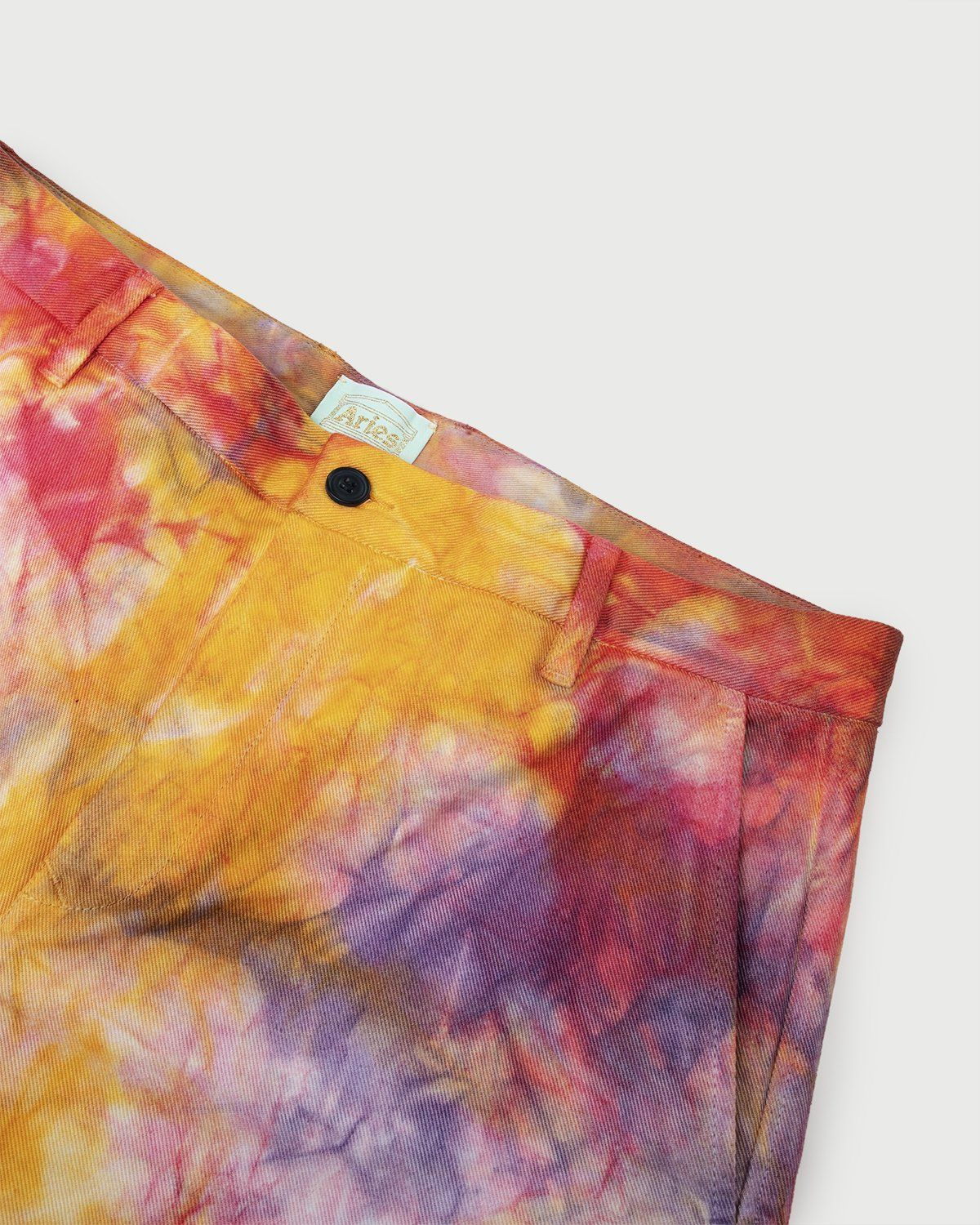 Aries - Tie Dye Chino Shorts Multicolor - Image 2