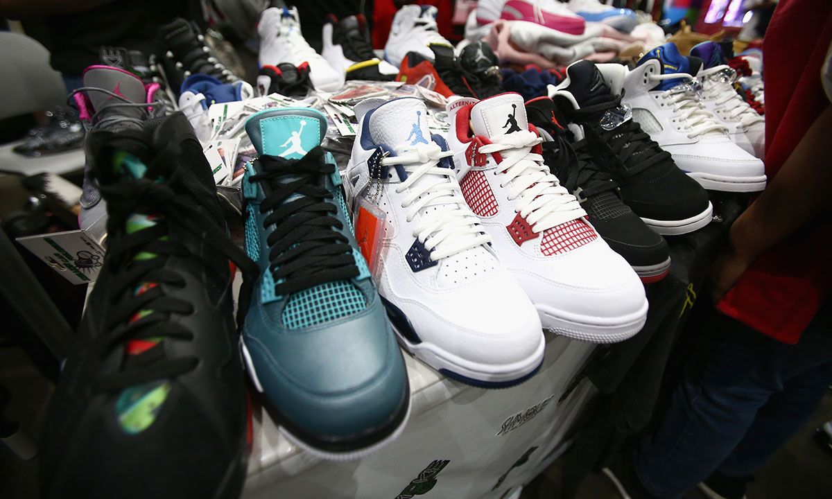 How US Authories Seized $470 Million Worth of Fake Sneakers