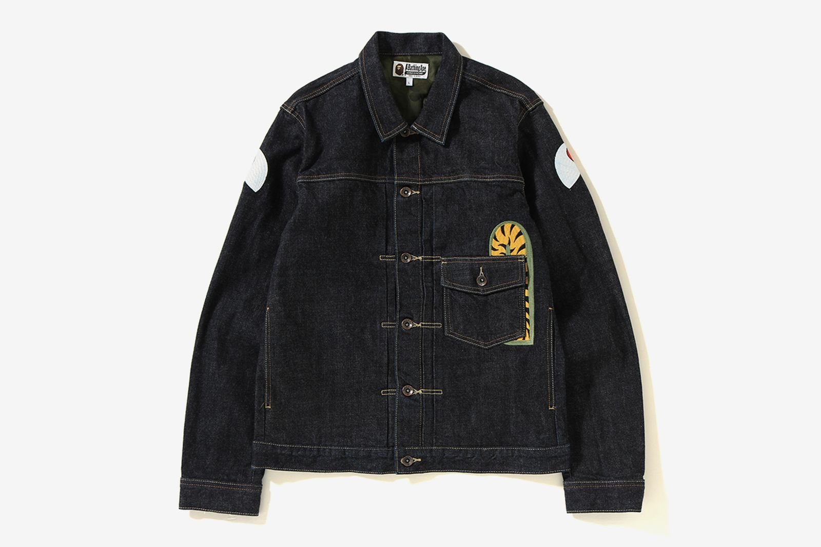 bape vintage denim collection A Bathing Ape
