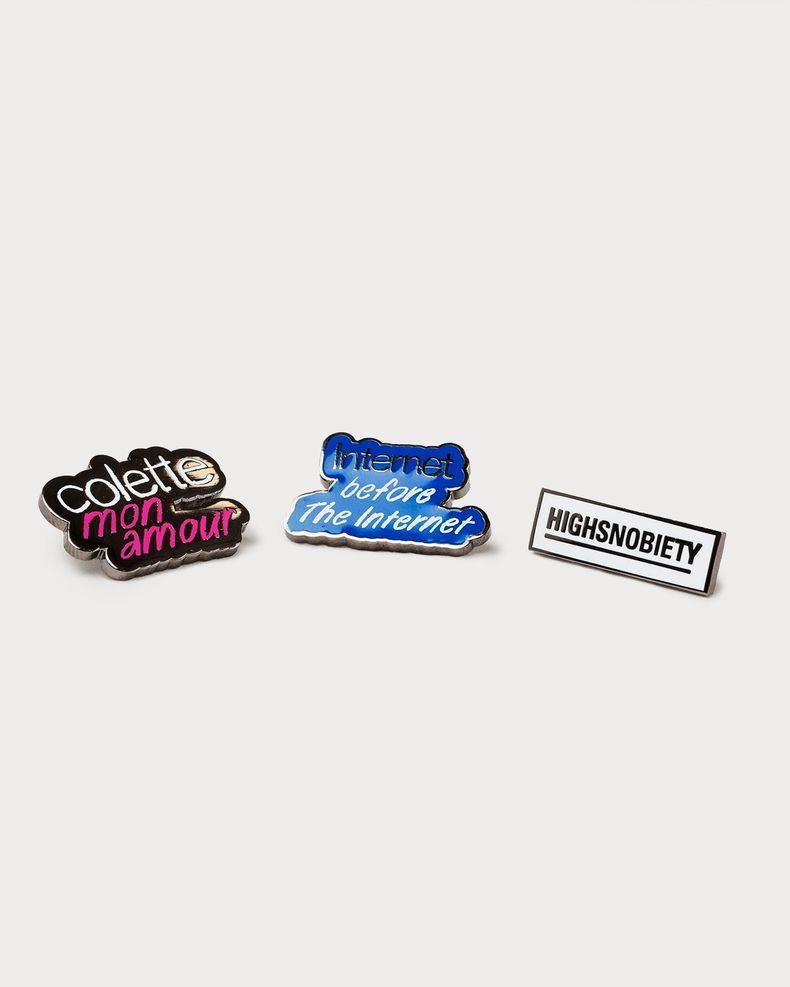 colette Mon Amour - Set of 3 Pins