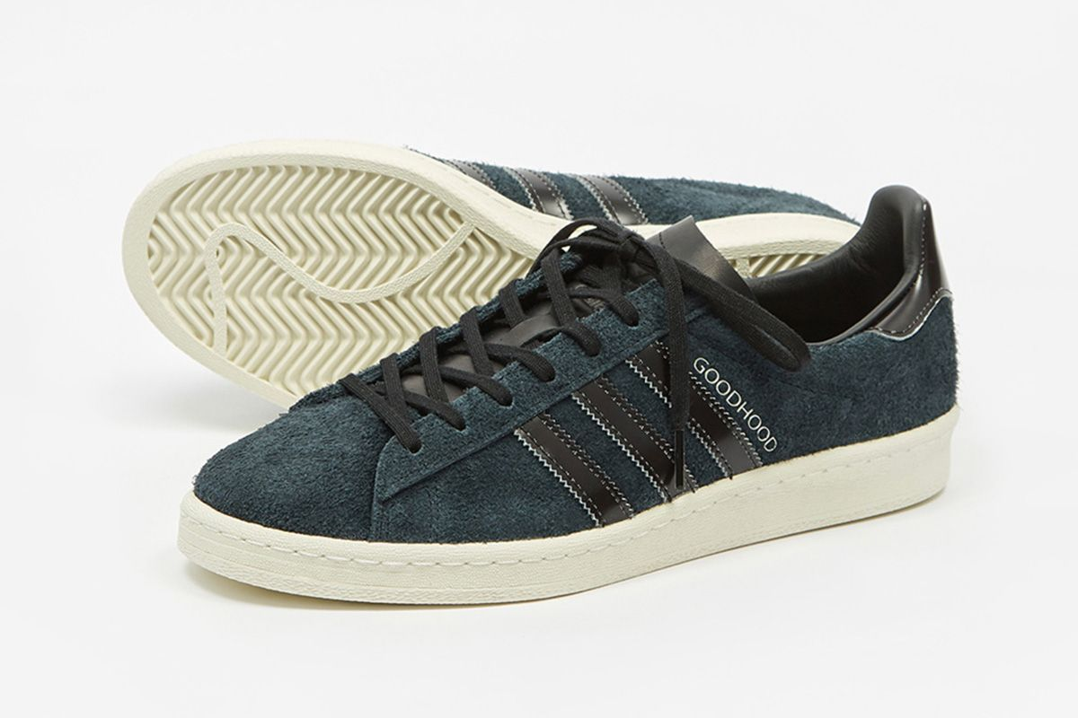 Do NOT Keep Goodhood's New adidas Collab Away From Flames 3