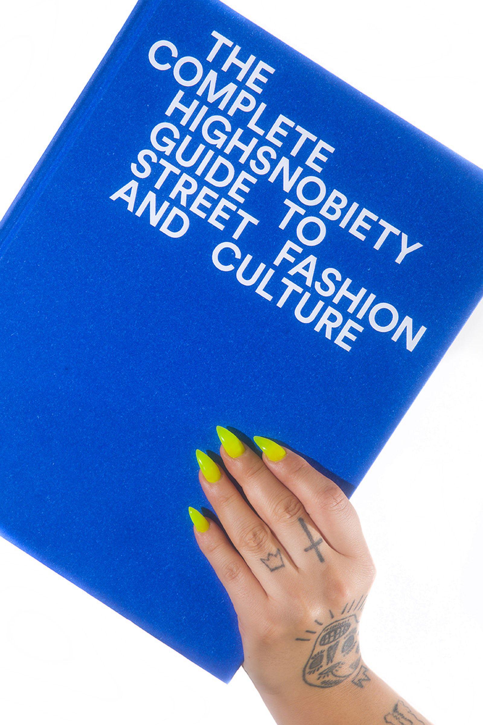 incomplete highsnobiety guide street fashion culture gestalten