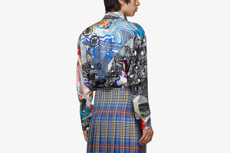 Silk Art Shirt