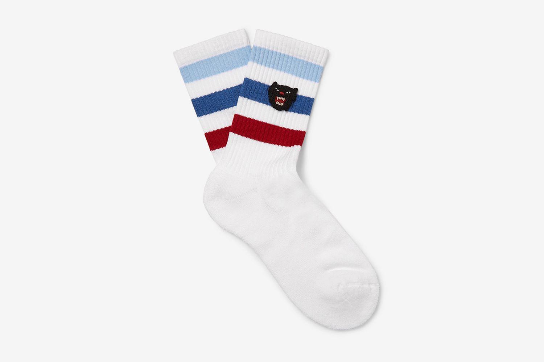 Little Slam Tiger Socks
