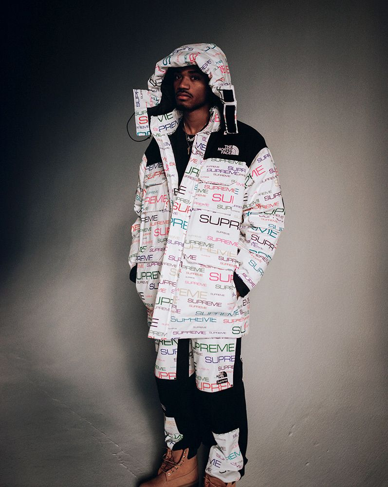 Logomania is Back, Thanks to Supreme x The North Face