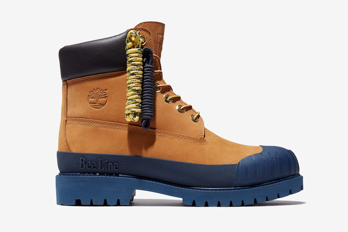 Bee Line Reworks Timberland's Iconic 6-Inch Boot 15