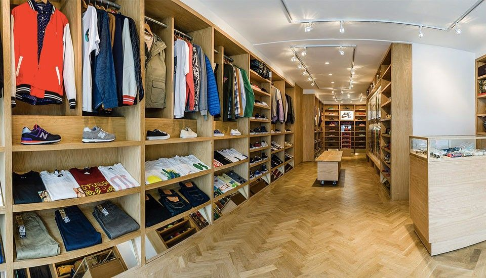 79e65fb7d392 The Best London Retailers For Streewear and Sneakers