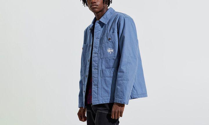 Stussy chore jacket