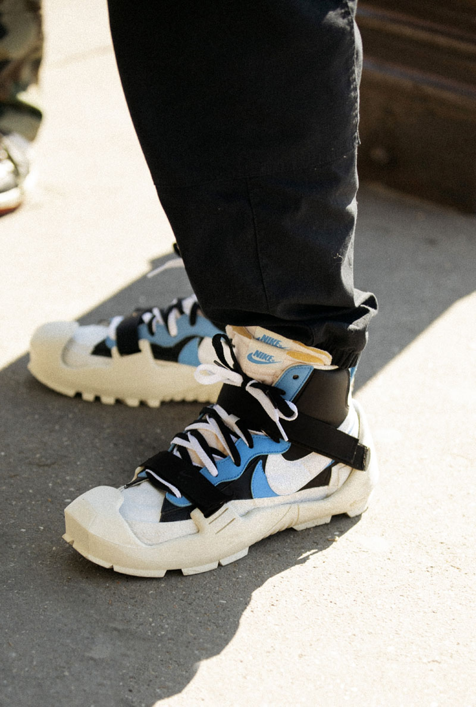 paris fashion week ss20 sneakers 012 Nike comme des garcons li ning